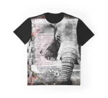 Of Elephants and Men Graphic T-Shirt