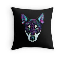 Lapponian Space-herder 2 Throw Pillow