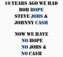 NO HOPE JOBS OR CASH by Glamfoxx