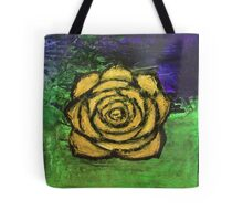 The Rose (yellow) Tote Bag