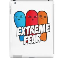 Extreme Fear iPad Case/Skin