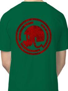Danganronpa- Naegi Gas Mask symbol Classic T-Shirt