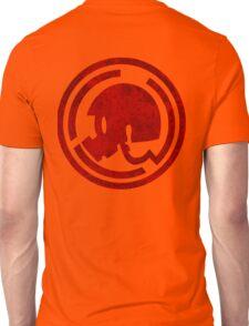 Danganronpa- Naegi Gas Mask symbol Unisex T-Shirt