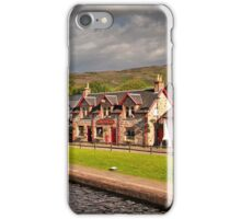 Lock Inn  iPhone Case/Skin