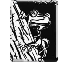 Green Tree Frog iPad Case/Skin