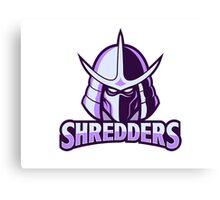 shredder, Teenage Ninja Turtle Canvas Print