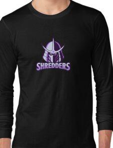 shredder, Teenage Ninja Turtle Long Sleeve T-Shirt