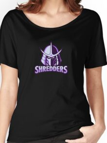 shredder, Teenage Ninja Turtle Women's Relaxed Fit T-Shirt