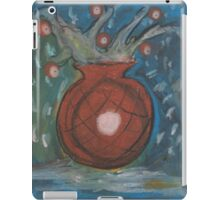 Flower pot iPad Case/Skin
