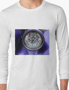 Hot Rod Mama Headlight Long Sleeve T-Shirt
