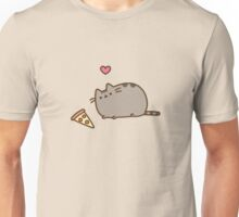 pizza of love Unisex T-Shirt