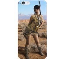 Native Huntress iPhone Case/Skin