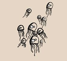 Cartoon Jelly Fish Doodle Unisex T-Shirt