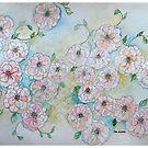 ROSES IN ABUNDANCE 10 by Gea Austen