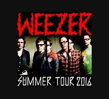 weezer summer tour 2016 Unisex T-Shirt