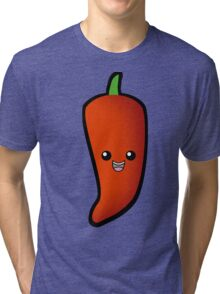 Red Hot Chili Pepper Tri-blend T-Shirt