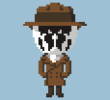 Rorschach Pixels Kids Tee