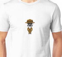 Rorschach Pixels Unisex T-Shirt