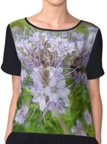 Wildflowers Blooming Chiffon Top