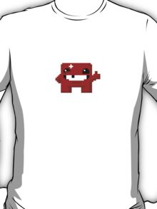 Super Meat Boy Pixels T-Shirt