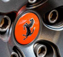 Ferrari F12 Novitec N-Largo Wheel Sticker