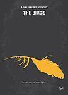 No110 My Birds minimal movie poster by Chungkong