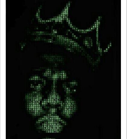Notorious Matrix Sticker