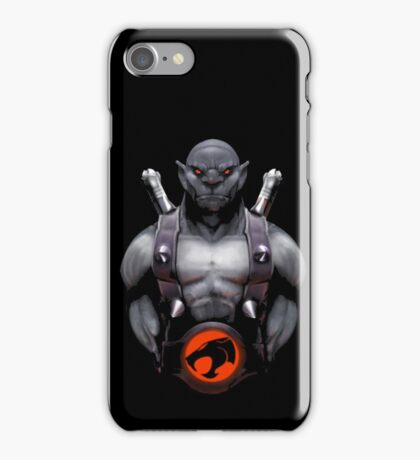 panthro thundercats iPhone Case/Skin