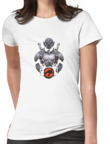 panthro thundercats Womens Fitted T-Shirt