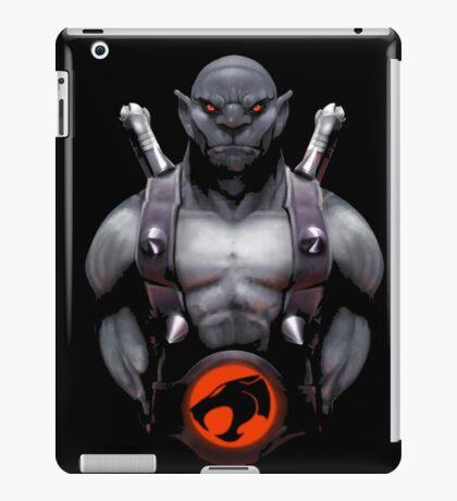 panthro thundercats iPad Case/Skin