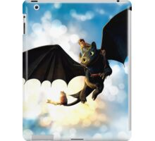 Hiccup iPad Case/Skin