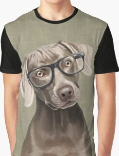Mr Weimaraner Graphic T-Shirt
