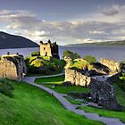 Urquart Castle  by Rob Hawkins