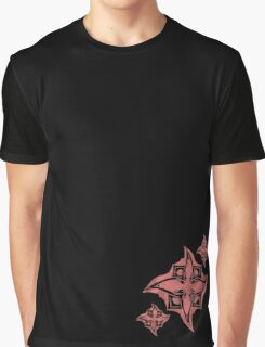 Pink flower from east Graphic T-Shirt