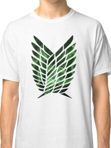 Attack On Titan - Survey Corps Edit Classic T-Shirt