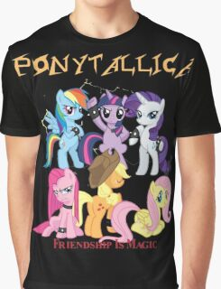 little pony Graphic T-Shirt