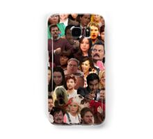 Parks and Recreation Collage Samsung Galaxy Case/Skin