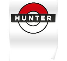 GO Hunter Poster