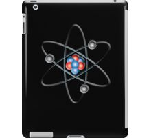 ATOM, ATOMIC, Lithium atom, model, SMALL, Physics, Neutrons, Protons, Electrons, Nuclear, Energy, Fission, Fusion  iPad Case/Skin