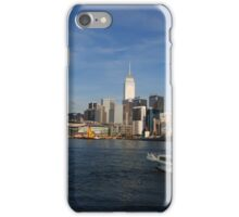 Hong Kong iPhone Case/Skin