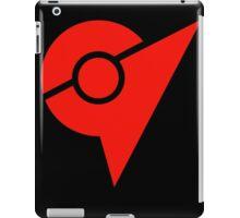 Team Valor Medal iPad Case/Skin