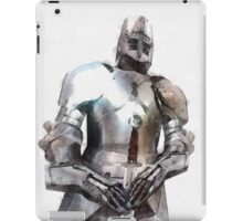 Knight in Armour iPad Case/Skin