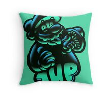 1UP Throw Pillow