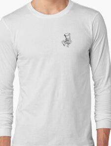 Chef t-shirt - James Newton Cookbooks Long Sleeve T-Shirt