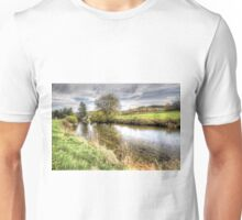 The New River - September Afternoon Unisex T-Shirt