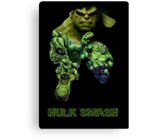 """Hulk """"Hulk Smash"""" Canvas Print"""