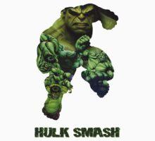"""Hulk """"Hulk Smash"""" Kids Clothes"""