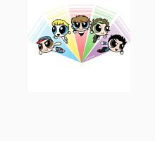 Power puff one direction  Unisex T-Shirt