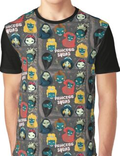 Princess Squad Graphic T-Shirt