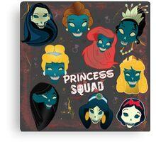 Princess Squad Canvas Print